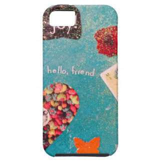 Scatter Joy! Glitter Collage Decorates Things iPhone SE/5/5s Case
