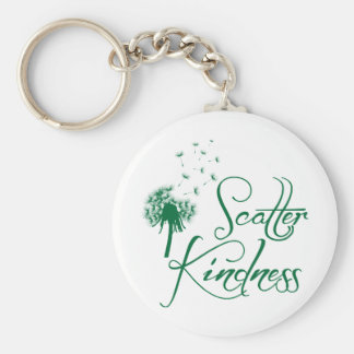SCATTER KINDNESS KEYCHAIN