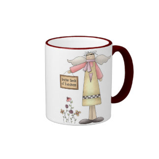Scatter Seeds of Kindness-Coffee Mug