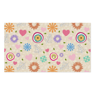 Scattered Blooms Business Card
