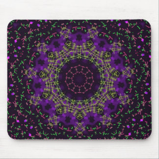 scattered feelings mouse pad