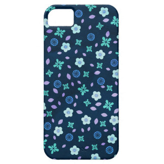 Scattered Flowers iPhone SE/5/5s Case
