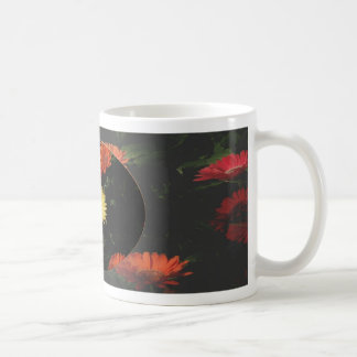 Scattered Glory Classic White Coffee Mug