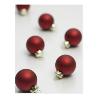 Scattered Ornaments Post Cards