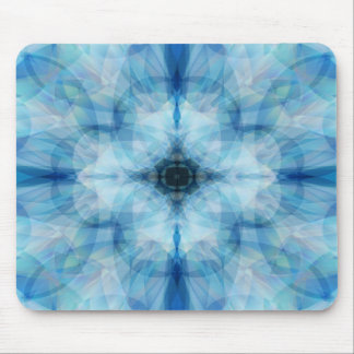 Scattered Petals Mouse Pad