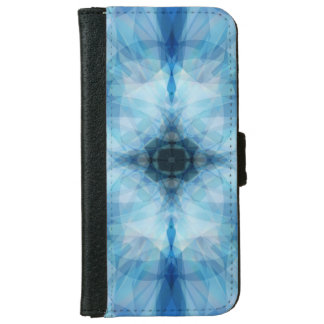 Scattered Petals Wallet Phone Case For iPhone 6/6s