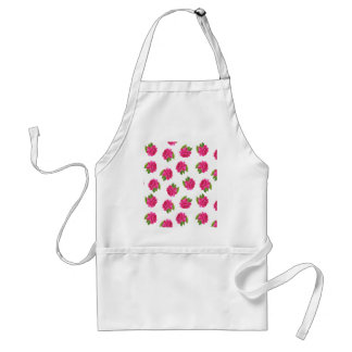 scattered roses adult apron