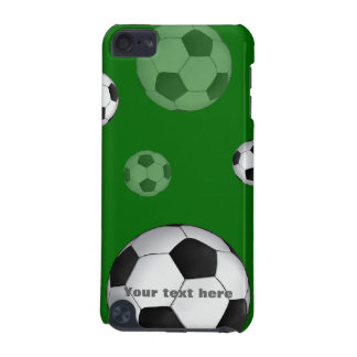 Scattered Soccer Balls | Sport Gifts iPod Touch 5G Cover