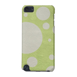 *scattered spots on Multi-Color Leather Texture iPod Touch 5G Cover