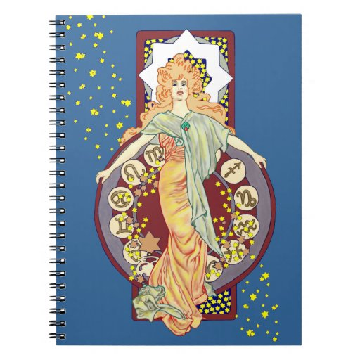 Scattered Stars Notebook