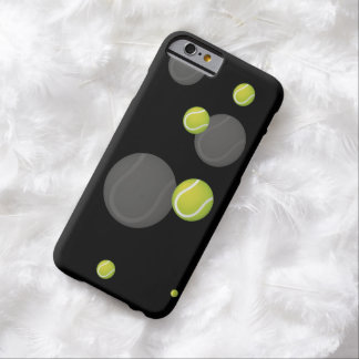 Scattered Tennis Sport Gifts Barely There iPhone 6 Case
