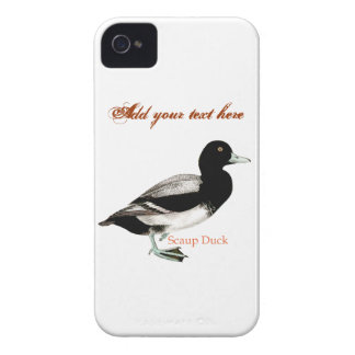 Scaup Duck iPhone 4 Covers