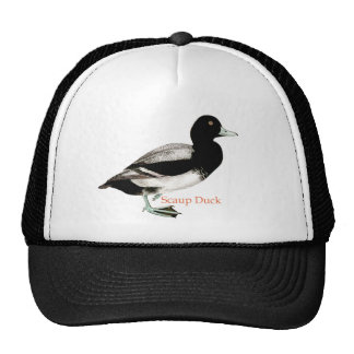 Scaup Duck Trucker Hat