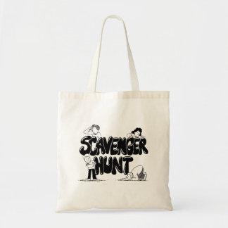 Scavenger Hunt Bags