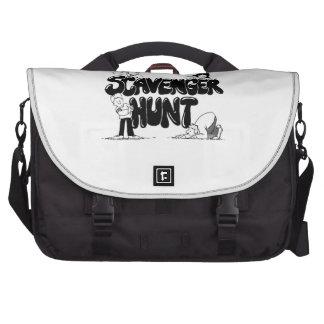Scavenger Hunt Laptop Bag