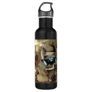 Scavengers Cyberpunk Fairy Gothic Water Bottle