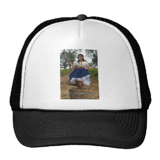SCCG Goodies Miss September 2013 BellaDonna Marie Trucker Hat