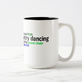 SCD Figures Coffee Mug