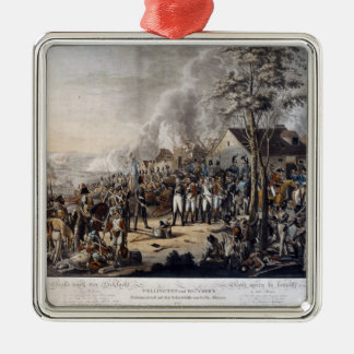 Scene after the Battle of Waterloo Metal Ornament