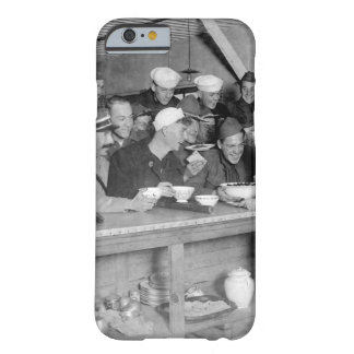 Scene at A.R.C. Canteen at the station_War image Barely There iPhone 6 Case