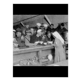 Scene at A.R.C. Canteen at the station_War image Poster