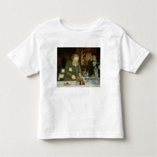 Scene at La Tour d'Argent Restaurant Toddler T-shirt