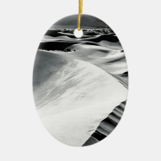 Scene Death Valley Sand Dunes Ornament
