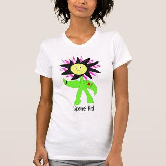 Scene Flower Shirts