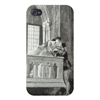 Scene from Act II of Romeo and Juliet iPhone 4 Case