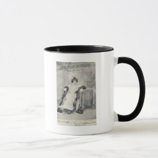Scene from Act II of the opera 'La Boheme' Mug