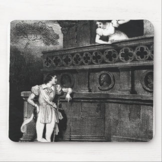 Scene from Act III of 'Romeo and Juliet' Mouse Pad