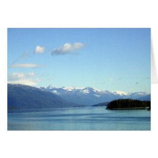 Scene from Alaska Stationery Note Card