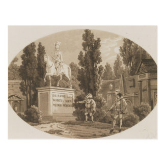 Scene from Don Giovanni Postcard