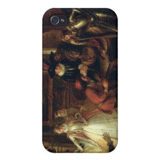 Scene from 'Don Quixote de la Mancha' Cover For iPhone 4