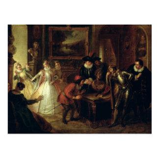 Scene from 'Don Quixote de la Mancha' Postcard