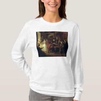 Scene from 'Don Quixote de la Mancha' T-Shirt