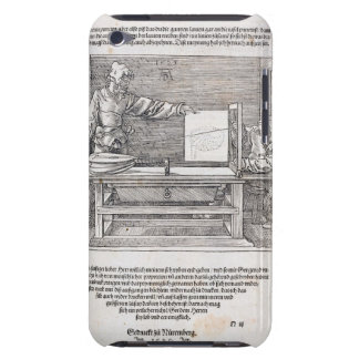 Scene from Durer's 'Course in the Art of Drawing', iPod Case-Mate Case