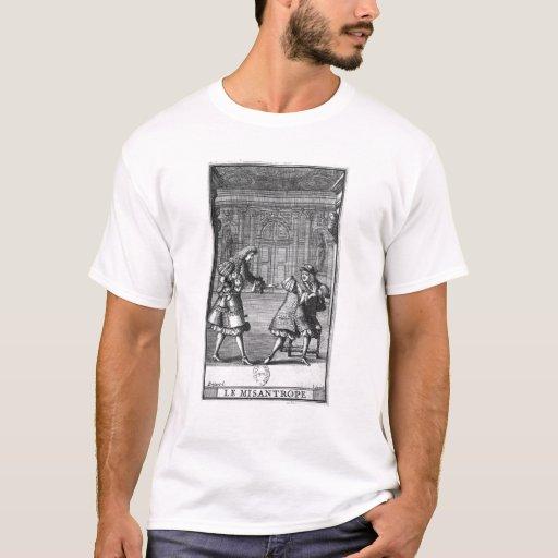 Scene from 'Le Misanthrope' T-Shirt