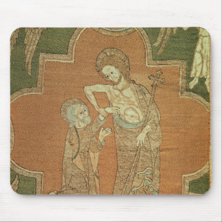 Scene from Life of Christ, detail from Syon Cope Mouse Pad