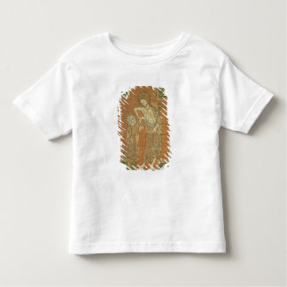 Scene from Life of Christ, detail from Syon Cope Toddler T-shirt
