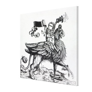 Scene from Maximilian's Triumphal Procession Gallery Wrapped Canvas