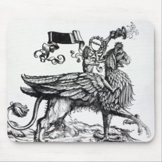 Scene from Maximilian's Triumphal Procession Mouse Pad