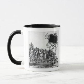 Scene from Maximilian's Triumphal Procession Mug