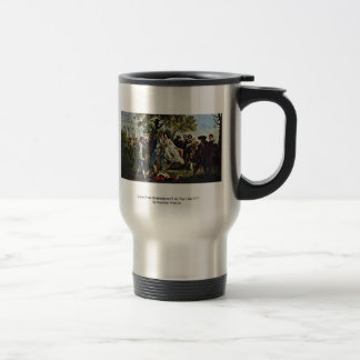 Scene From Shakespeare'S As You Like It 15 Oz Stainless Steel Travel Mug