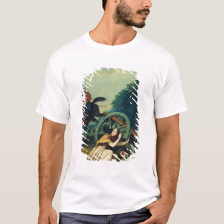 Scene from the 1812 Franco-Russian War, 1830s T-Shirt