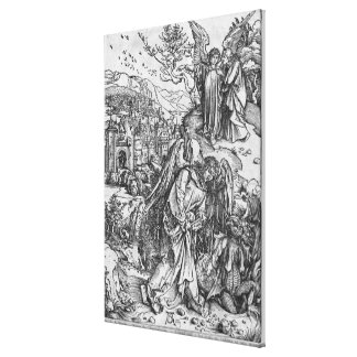 Scene from the Apocalypse 2 Canvas Prints