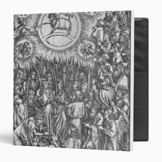 Scene from the Apocalypse, Adoration of the 3 Ring Binder