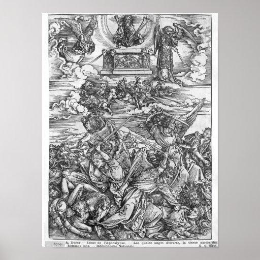 Scene from the Apocalypse Print