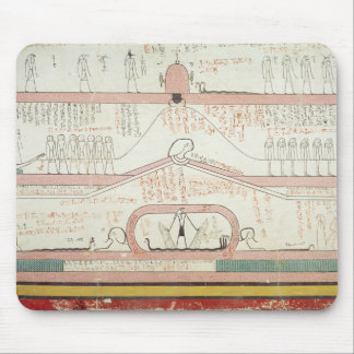 Scene from the Book of Amduat Mouse Pad