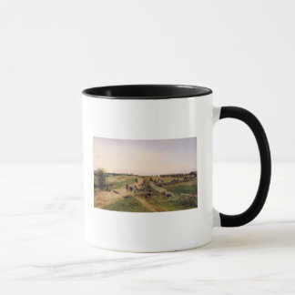 Scene from the Franco-Prussian War Mug